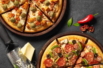 Halal 24 Hour Pizza Options in Toronto
