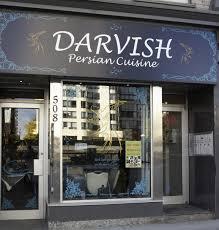 Darvish Persian Rest...