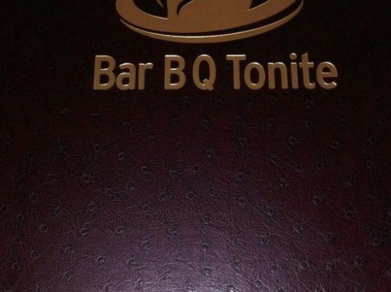 Bar B Q Tonite